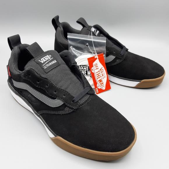 Vans Shoes | Ultrarange Pro Black Gum